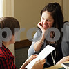 Rob Winner – rwinner@daily-chronicle.com<br /> <br /> Kyle Boyer (left), 15, listens as Alex Beard, 16, tries to recite scripture at the Church of Jesus Christ of Latter-Day Saints on the morning of Wednesday May 19, 2010 in Sycamore, Ill. Both Boyer and Beard are sophomores at Sycamore High School and meet every morning at the church before heading to school.