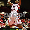 Rob Winner – rwinner@daily-chronicle.com<br /> NIU's Marke Freeman puts up a shot for two in the first half during their game at home against Kent State on Saturday January 30, 2010 in DeKalb, Ill.