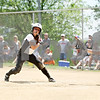 Rob Winner – rwinner@daily-chronicle.com<br /> <br /> Kaneland's Delani Vest lays off a pitch in the fifth inning of the IHSA Class 3A Sycamore Regional championship game on Saturday May 29, 2010 in Sycamore, Ill. Sycamore went on to defeat Kaneland, 6-3.