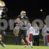 Rob Winner – rwinner@daily-chronicle.com<br /> <br /> Sycamore quarterback Ryan Bartels looks to pass in the second quarter of a Class 5A first-round playoff game in Sycamore, Ill. on Saturday October 30, 2010. Sycamore went on to defeat Lakes, 36-3.