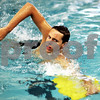 Beck Diefenbach  -  bdiefenbach@daily-chronicle.com<br /> <br /> Grant Alef during swim practice at the Kishwuakee Family YMCA in DeKalb, Ill., on Wednesday July 21, 2010.