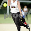 Beck Diefenbach  -  bdiefenbach@daily-chronicle.com<br /> <br /> Kishwuakee Valley Storm pitcher Julia Penman (12) throws the ball during the 14U game against the Elgin Heat in the pool play portion of the Storm Dayz softball tournament at Sycamore Park in Sycamore, Ill., on Friday June 25, 2010.