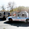 Rob Winner – rwinner@daily-chronicle.com<br /> <br /> Canine units from Dupage County and the Chicago Police Department travel down the walking path towards the Kishwaukee River near the Elks Lodge in DeKalb, Ill. on Thursday October 21, 2010.