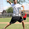 Rob Winner – rwinner@daily-chronicle.com<br /> <br /> Luke Hayes of the DeKalb baseball fires the ball to home during practice on Wednesday June 9, 2010 in DeKalb, Ill.