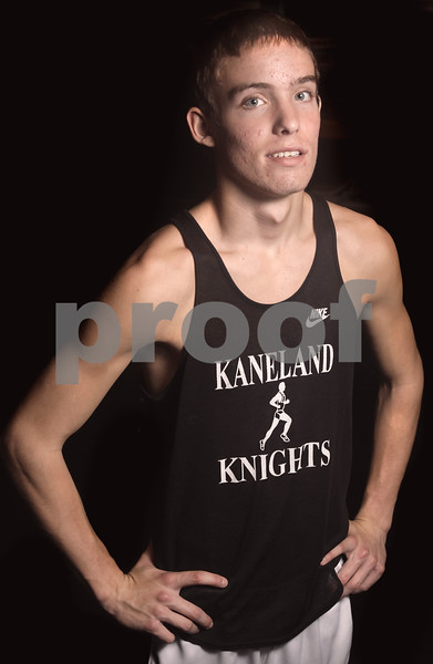Kyle Bursaw – kbursaw@daily-chronicle.com<br /> <br /> Trevor Holm is the Daily Chronicle's Player of the year for Boys Cross Country.<br /> <br /> Kaneland H.S. on 11/11/10