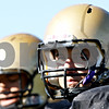 Rob Winner  -  rwinner@daily-chronicle.com<br /> <br /> Sycamore's Dorian Hryniewicki stands on the sidelines during practice on Wednesday September 8, 2010.