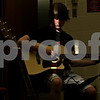 Beck Diefenbach  -  bdiefenbach@daily-chronicle.com<br /> <br /> Nick Grisch, 13, of Elburn, Ill., practices notes during a guitar basics lesson at the Northern Illinois University Community School of Music in DeKalb, Ill., on Wednesday March 17, 2010.