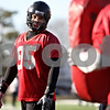 Rob Winner – rwinner@daily-chronicle.com<br /> <br /> Sean Progar prepares for a drill during NIU football practice on Tuesday March 23, 2010 in DeKalb, Ill.