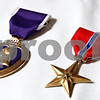 "Rob Winner – rwinner@daily-chronicle.com<br /> <br /> After 65 years, Sycamore resident Arvel ""Ozzie"" Davis has finally received a Purple Heart and Bronze Star medals.<br /> <br /> Sycamore, Ill.<br /> Saturday September 25, 2010"