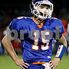 Rob Winner – rwinner@daily-chronicle.com<br /> <br /> Genoa-Kingston quarterback Craig Billington looks to the sidelines for the next play to be called during the second quarter of their game in Genoa, Ill. on Friday October 1, 2010.