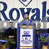 JEFF KRAGE/FOR THE DAILY-CHRONICLE<br /> Hinckey-Big Rock graduate Heather Weissinger delivers the Salutatorian Address during Sunday's ceremony.<br /> Hinckley 5/30/10
