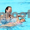 Rob Winner – rwinner@daily-chronicle.com<br /> <br /> Kate Little, of DeKalb, and her daughter Mikaili, 3, play in the pool at Hopkins Park in DeKalb, Ill. on Friday June 4, 2010. The two visit the pool every weekend.