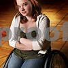 Beck Diefenbach  -  bdiefenbach@daily-chronicle.com<br /> <br /> Sycamore High School senior Randi Reingardt's Windy City Warriors wheelchair basketball team will be heading to the national tournament in Denver, Co.