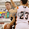 Rob Winner – rwinner@daily-chronicle.com<br /> <br /> Kaneland's Trever Heinle looks to shoot during the third quarter of the fifth place game against Sandwich at the Plano Christmas Classic in Plano, Ill. on Thursday, December 30, 2010. Sandwich defeated Kaneland, 42-40.10 3rd