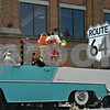 "A float in the 2010 Sycamore Pumpkin Festival parade Sunday features the ""Pumpkins Across America"" theme. More than 100 parade entrants rode or walked the streets of Sycamore on the last day of the festival.<br /> <br /> Caitlin Mullen - cmullen@daily-chronicle.com"