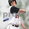 Beck Diefenbach  -  bdiefenbach@daily-chronicle.com<br /> <br /> DeKalb's Ben Dallesasse (15) throws his bat after after being hit by a pitch during the third inning of the game against Geneva at DeKalb High School in DeKalb, Ill., on Wednesday May 12, 2010. DeKalb defeated Geneva 4 to 3.