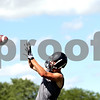 Rob Winner – rwinner@daily-chronicle.com<br /> <br /> Dan Matya goes up for a pass during the Barbs' first practice on Wednesday August 11, 2010 in DeKalb, Ill.