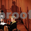 Beck Diefenbach  -  bdiefenbach@daily-chronicle.com<br /> <br /> Northern Illinois University's chamber choir rehearses during an open rehearsal in the Boutell Memorial Concert Hall in the Music Building on the NIU campus in DeKalb, Ill., on Tuesday Feb. 16, 2010.