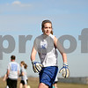 Rob Winner – rwinner@daily-chronicle.com<br /> Hinckley-Big Rock goalie Jessica Leifheit during practice on Tuesday March 16, 2010 in Hinckley, Ill.