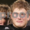 Kyle Bursaw – kbursaw@daily-chronicle.com<br /> <br /> Kaneland's Blake Serpa reacts to the Knights 27-14 loss to Montini Broncos after that game at Kaneland High School on Saturday, Nov. 20, 2010 in Maple Park, Ill.