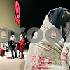 Rob Winner – rwinner@daily-chronicle.com<br /> <br /> While wrapped in a blanket with hopes of purchasing a new television at a discount, DeKalb resident Dustin Ritz waits outside the DeKalb Target early Friday morning. This is the third time Ritz has waited overnight for Black Friday deals.