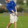 Beck Diefenbach – bdiefenbach@daily-chronicle.com<br /> <br /> Hinckley-Big Rock's Dillon Ford watches his ball on 15th hole during the Little 10 Conference Meet at the Hughes Creek Golf Course in Elburn, Ill., on Wednesday Sept. 22, 2010.