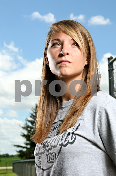 Rob Winner – rwinner@daily-chronicle.com<br /> <br /> Delani Vest, of Kaneland, is the Daily Chronicle softball player of the year<br /> <br /> Maple Park, Ill.<br /> Wednesday June 16, 2010