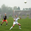 Rob Winner – rwinner@daily-chronicle.com<br /> <br /> Sycamore's Rachel Stueber waits for a ball during a match against DeKalb at Barbfest on Saturday April 24, 2010 in DeKalb, Ill.