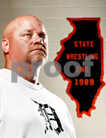 Rob Winner – rwinner@daily-chronicle.com<br /> <br /> DeKalb baseball coach Justin Keck will be coaching his final two baseball games ever for DeKalb High School this weekend at state. DeKalb's last state appearance in any sport was wrestling in 1989, a team he was part of.<br /> <br /> DeKalb, Ill.<br /> June 8, 2010