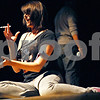 "Rob Winner – rwinner@daily-chronicle.com<br /> <br /> Layla Simone, of Batavia, acts out a scene involving drug use during a musical production called ""Stand Up!"" at Sycamore High School on Wednesday afternoon."