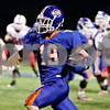 Rob Winner – rwinner@daily-chronicle.com<br /> <br /> Genoa-Kingston punt returner Matthew Volkening carries the ball into Oregon territory during the first quarter of their game in Genoa, Ill. on Friday October 1, 2010.