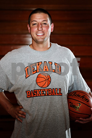 Beck Diefenbach  -  bdiefenbach@daily-chronicle.com<br /> <br /> Ben Bates is the new DeKalb High School girls basketball head coach.