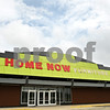 Beck Diefenbach  -  bdiefenbach@daily-chronicle.com<br /> <br /> Soon to be a HyVee Grocery Store, a the former furniture store stands vacant in Sycamore, Ill., on Friday May 21, 2010.