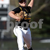 Beck Diefenbach  -  bdiefenbach@daily-chronicle.com<br /> <br /> Sycamore pitcher Tommy Nice (30) throws the ball during the first inning of the game against DeKalb at DeKalb High School in DeKalb, Ill., on Friday April 9, 2010.