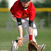 Beck Diefenbach  -  bdiefenbach@daily-chronicle.com<br /> <br /> Batavia Braden Hrack (20) fields a ground ball during the first inning of the game against Sycamore at Sycamore Park in Sycamore, Ill., on Wednesday April 21, 2010. Batavia defeated Sycamore 4 to 2.