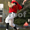 Beck Diefenbach  -  bdiefenbach@daily-chronicle.com<br /> <br /> Batavia pitcher Matt Taylor (19) winds up during the first inning of the game against DeKalb at DeKalb High School in DeKalb, Ill., on Thursday April 15, 2010. Batavia defeated DeKalb 7 to 4.