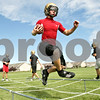 Rob Winner – rwinner@daily-chronicle.com<br /> <br /> David Lord runs through a rope drill during the Spartans first practice on Wednesday August 11, 2010 in Sycamore, Ill.