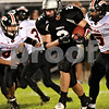 Beck Diefenbach – bdiefenbach@daily-chronicle.com<br /> <br /> Kaneland's Blake Serpa (2) runs with the ball during the first quarter of the game against DeKalb at Kaneland High School in Maple Park, Ill., on Friday Oct. 1, 2010.