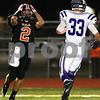 Kyle Bursaw – kbursaw@shawmedia.com<br /> <br /> DeKalb running back Dylan Hottsmith reacts to not being able to come up with a long pass intended for him in the first quarter at DeKalb High School on Friday, Oct. 21, 2011