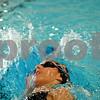 Rob Winner – rwinner@shawmedia.com<br /> <br /> Tara Gidaszewski swims backstroke laps during practice at Huntley Middle School on Thursday, Nov. 10, 2011.