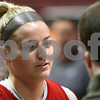 Kyle Bursaw – kbursaw@shawmedia.com<br /> <br /> Northern Illinois forward Jenna Thorp interviews with a reporter during the school's basketball media day at the Convocation Center on Tuesday, Oct. 25, 2011.