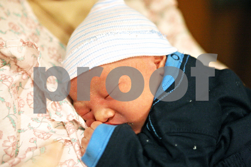 Rob Winner – rwinner@daily-chronicle.com<br /> <br /> Hunter Cagle was born at Kishwaukee Community Hospital in DeKalb, Ill. at 5:27 a.m. on January 1, 2011. The newborn weighed 7 pounds, 6 ounces and was 19.5 inches long.