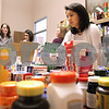 Kyle Bursaw – kbursaw@daily-chronicle.com<br /> <br /> Employees box up donations in a conference room at the Foster & Buick Law Group in Sycamore, Ill. on Tuesday, March 29, 2011.