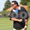 Kyle Bursaw – kbursaw@daily-chronicle.com<br /> <br /> Hinckley-Big Rock golf coach Greg Jourdan talks about technique to players during practice at Indian Oaks Golf Course on Wednesday, Aug. 10, 2011.
