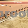 Kyle Bursaw – kbursaw@daily-chronicle.com<br /> <br /> The field-house at DeKalb High School will have sand pits covered with removable paneling for their track team to practice inside.<br /> <br /> Friday, July 29, 2011.