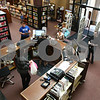"Kyle Bursaw – kbursaw@daily-chronicle.com<br /> <br /> Patrons use Dekalb Public Library during ""Snapshot: One Day in the Life of Illinois Libraries"" on Wednesday, April 13, 2011, during which statistics, comments and other data about the library are gathered."