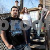 Kyle Bursaw – kbursaw@daily-chronicle.com<br /> <br /> Amanda Elkins and daughter Jazmine Luciano were killed in a car accident in January of 2005, her family is still trying to reach a settlement with the medical facility that treated her daughter shortly before the accident. Pictured are (front) Emo Luciano, Jazmine's father; Molly Farrell, Amanda's mother and Amanda's brothers Farrell Lewis (back left) and Stephen Lewis (back right).