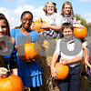 Kyle Bursaw – kbursaw@shawmedia.com<br /> <br /> Destani Maldonado (from left), Madison Williams, Amber Pigott, Mark Ebert, Kailey Mulligan and Sophia Melton are the winners of the 2011 Kiwanis Pumpkin Junior Parade Marshals. The students are sixth and eighth graders at both Sycamore Middle School and St. Mary's School.