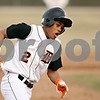 Rob Winner – rwinner@daily-chronicle.com<br /> <br /> DeKalb's Devonte Ragsdale rounds third base after a double by Kevin Sullivan in the bottom of the third inning for the Barbs' first run on Monday, March 21, 2011, in DeKalb, Ill.