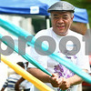 Kyle Bursaw – kbursaw@daily-chronicle.com<br /> <br /> David Beard, grandson of Henry Beard, goes around the maypole at the North Grove Fun Fair in Sycamore, Ill. on Saturday, June 25, 2011.